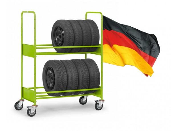 Reifenwagen Goliat 2 - leichte Ausführung