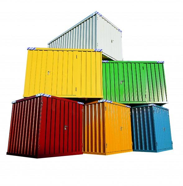 Außenlackierung der Wände mit 2K-PUR- Speziallack 5742 (Zweikomponentiger Polyurethan-Lack) SBH 2600 4x4